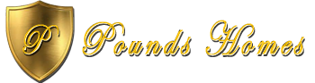 Pounds Homes and Remodeling logo